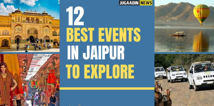 best events in Jaipur