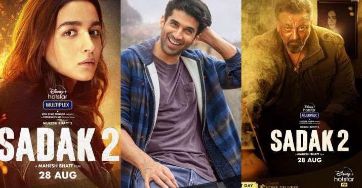 Mahesh Bhatt directorial film Sadak2 trailer