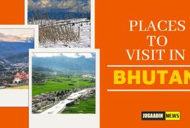Tourist places in Bhutan