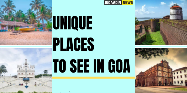 Unique places to see in Goa