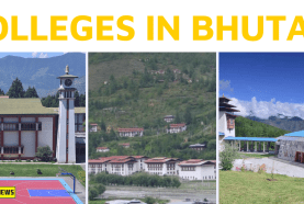 COLLEGES IN BHUTAN