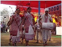 folk dance of Madhya Pradesh