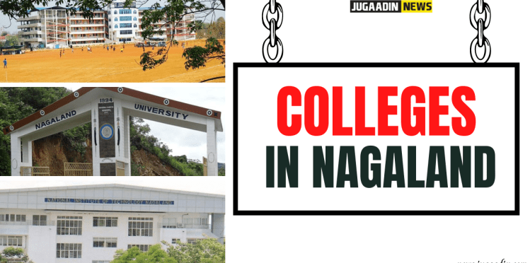 colleges in Nagaland