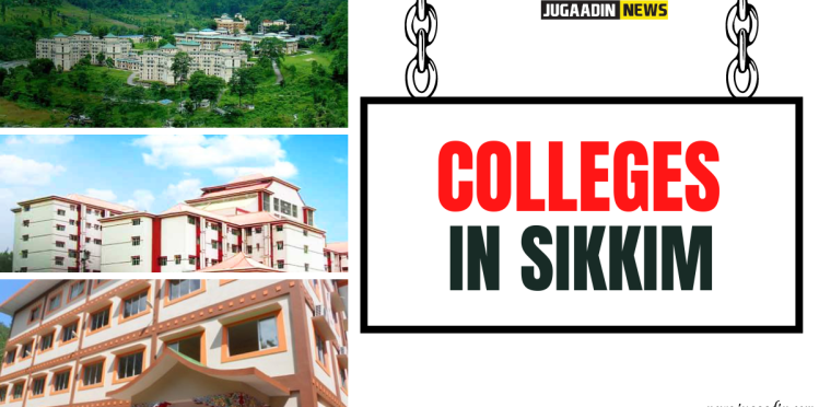 colleges in sikkim