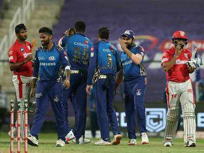 IPL 2020 UPDATES: MUMBAI INDIANS DEFEATED KINGS XI PUNJAB BY 48 RUNS, ROHIT BECAME THE THIRD PLAYER TO COMPLETE THE 5000 RUNS