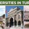 Universities in Turkey