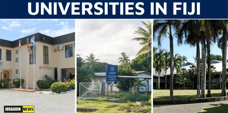 universities in Fiji