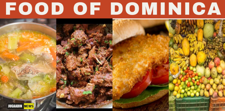 Food of Dominica