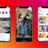 Instagram homescreen redesign