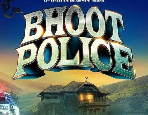 Bhoot Police First Poster