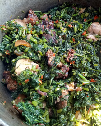 Famous Dish of Cameroon