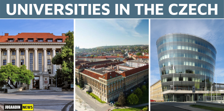 universities in the Czech
