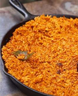 Famous Dishes of Gambia