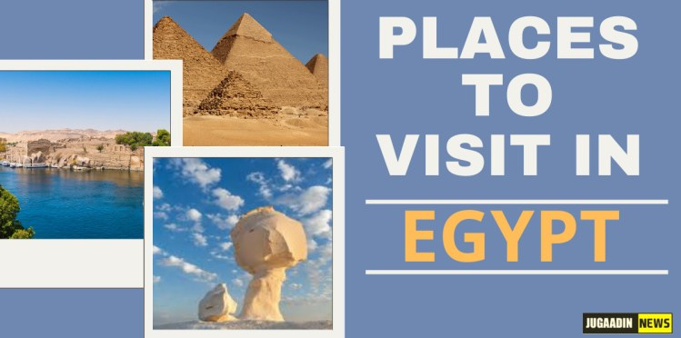 famous places to visit in EGYPT
