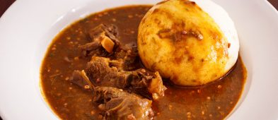 Famous Dishes of Congo