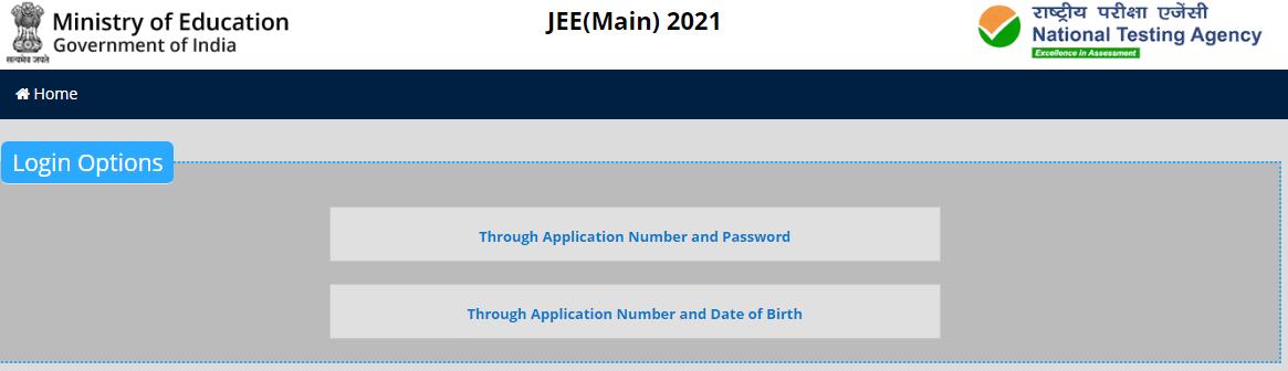 JEE MAIN MARCH 2021 Answers keys