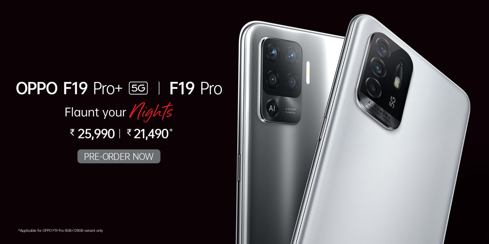 Oppo F19 Pro + and F19 Pro