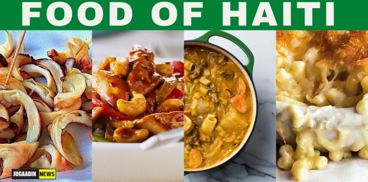 Food of Haiti