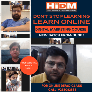 online digital marketing course in hisar
