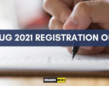 NEET UG 2021 Registration