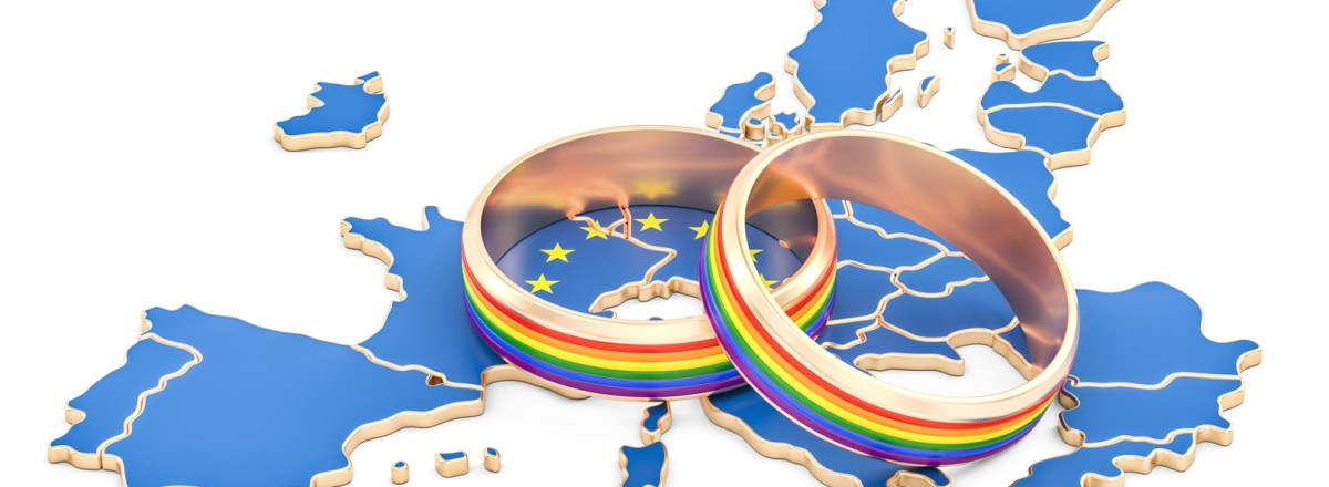 European Union Countries Must Recognize European Union Citizens' Same-Sex Spouses' Right to Live and Work Across Member Countries