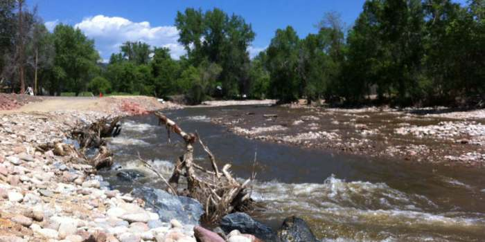 Post Flood Planning in Boulder County