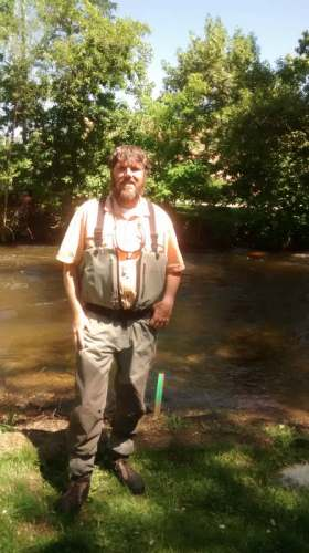 Randy Hicks and Rocky Mountain Anglers are hoping volunteers will come clean up Boulder Creek on September 6th