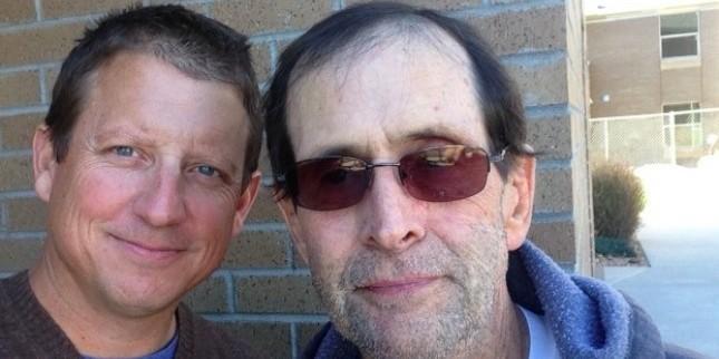 Chris Blumenstein and Roger Holmes