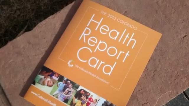Colorado Health Report Card
