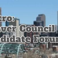 Denver Council Forums