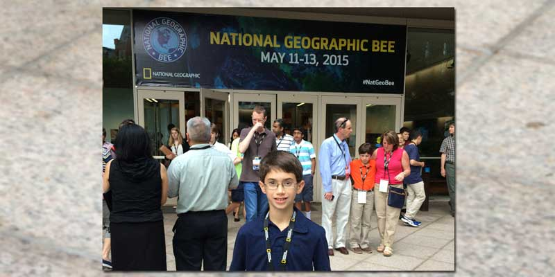 Jake Hofgard Nat Geo Bee