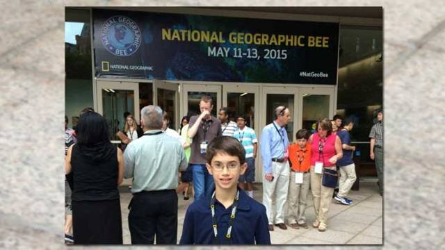 Jake Hofgard Nat Geo Bee