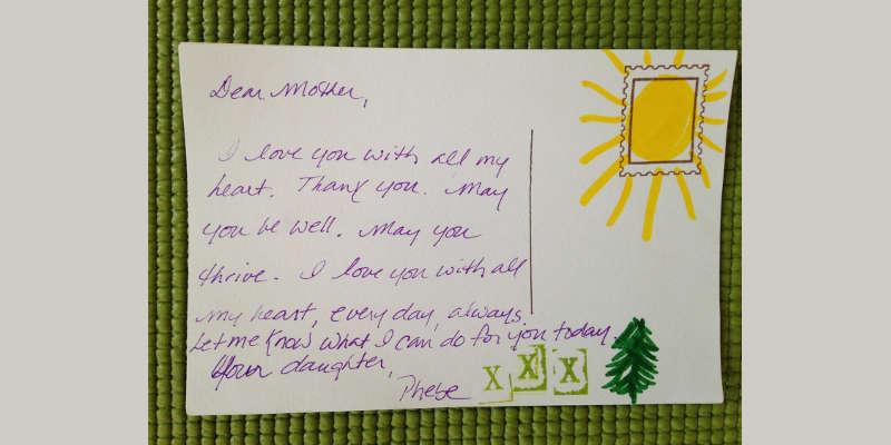 Postcard To Earth