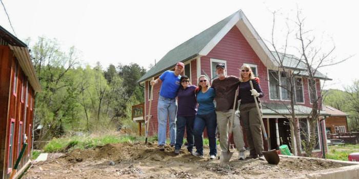 Restoring Jamestown After the 2013 Flood
