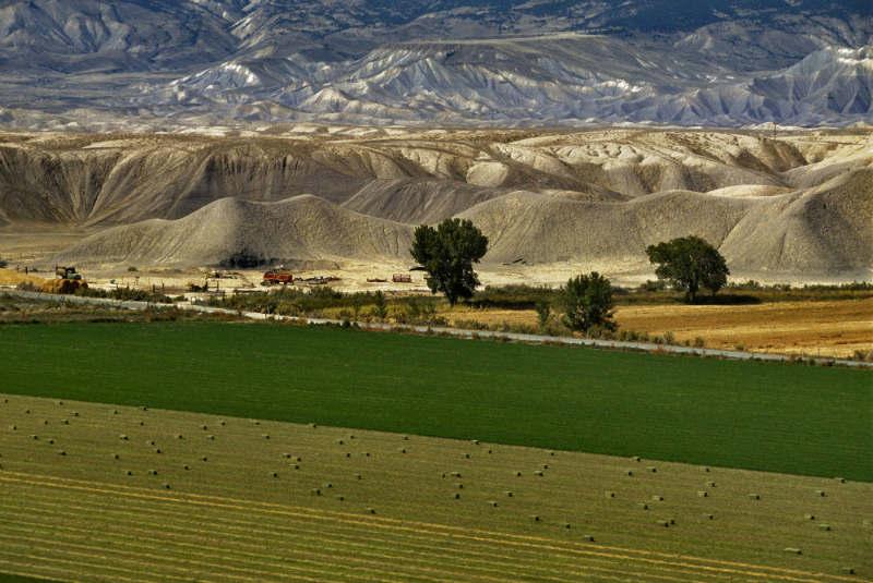 Arid Agriculture
