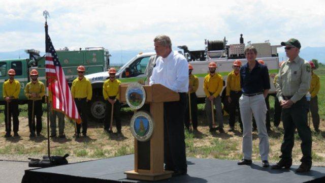 wildfire funding