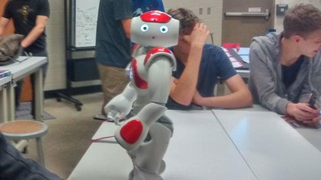 Innovation Center Robot