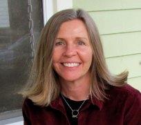 Author Ellen Mahoney