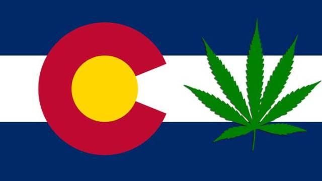 colorado cannabis flag