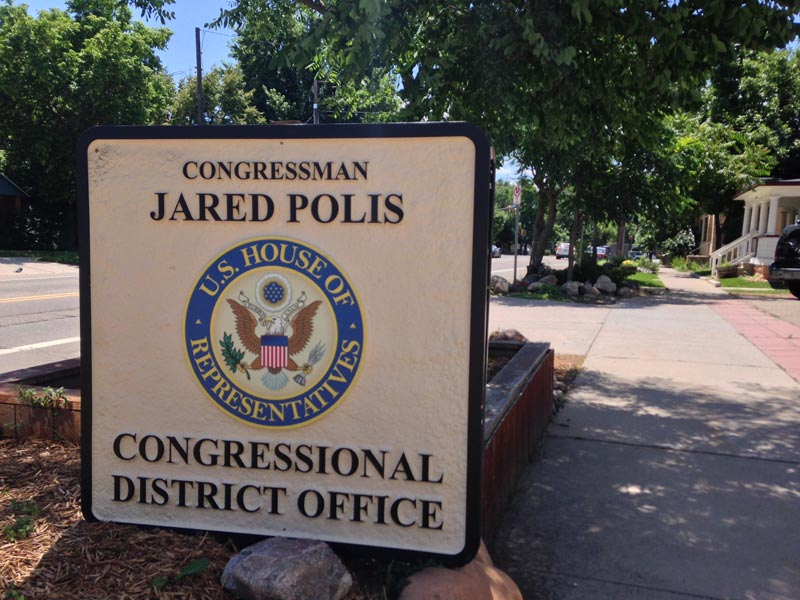 Town Hall Meetings with Representative Jared Polis