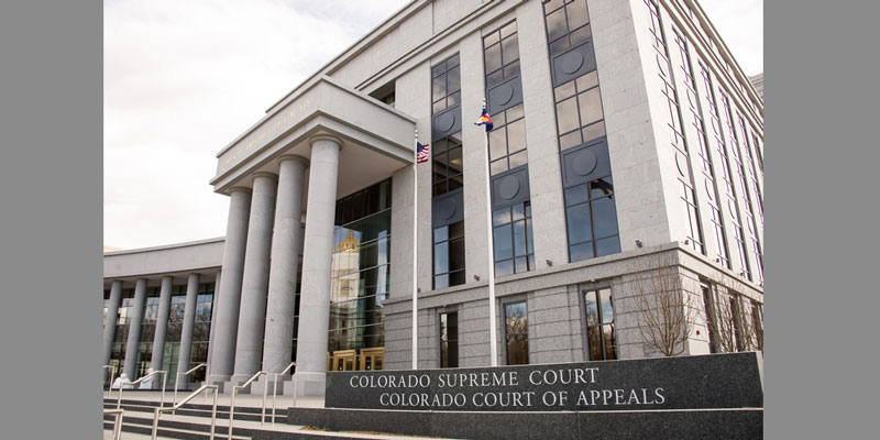Colorado State Supreme Court