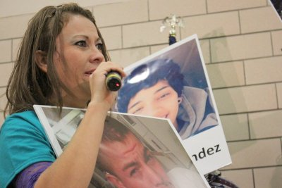 police brutality april sanchez