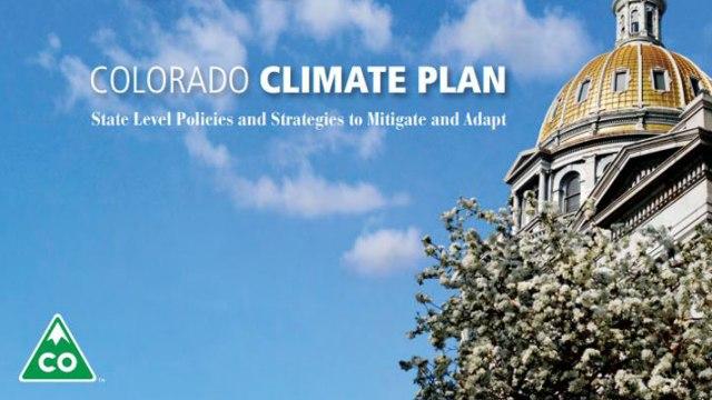Colorado Climate Plan