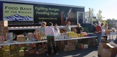 food bank rockies