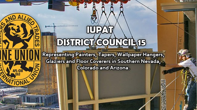 IUPAT District Council 15
