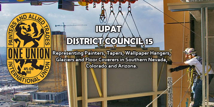 IUPAT District Council 15