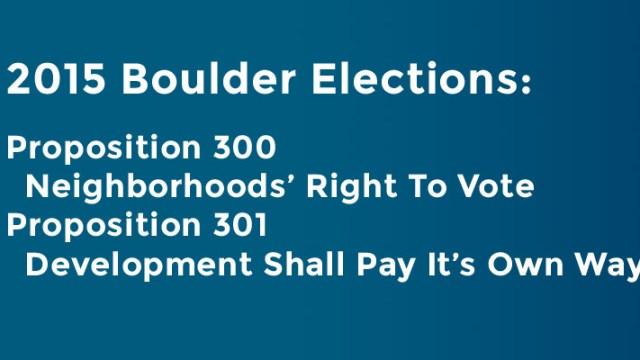 2015 Boulder Props 300 301
