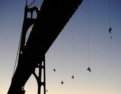 razz gormley bridge action