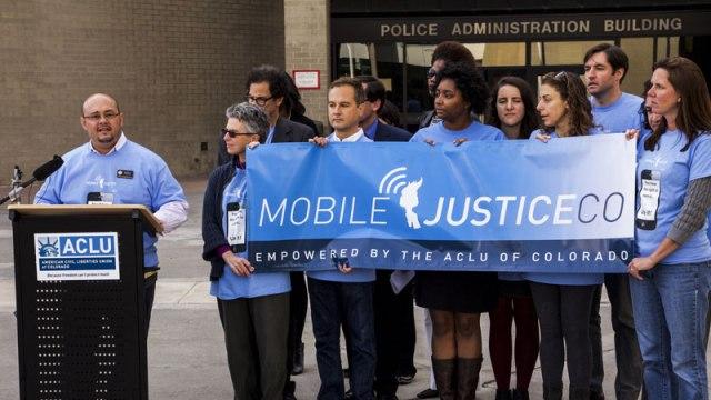 ACLU Mobile Justice App