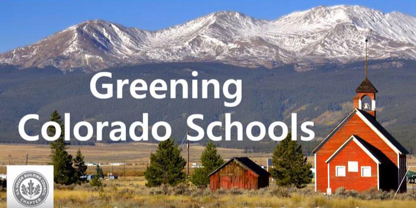 Greening Colorado Schools